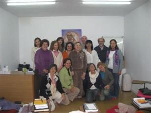 Calendário de cursos de Cura Prânica no Brasil e em Portugal