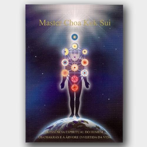 Chakras usados na Cura Prânica - A Essência Espiritual do Homem